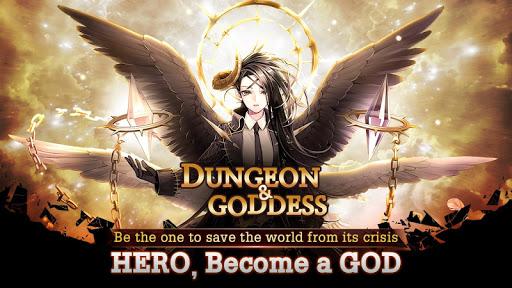Code Triche Donjon et du00e9esse : collection de hu00e9ros RPG APK MOD screenshots 1