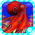 Virtual Pet Octopus icon