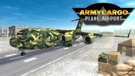 陆军货机机场3D