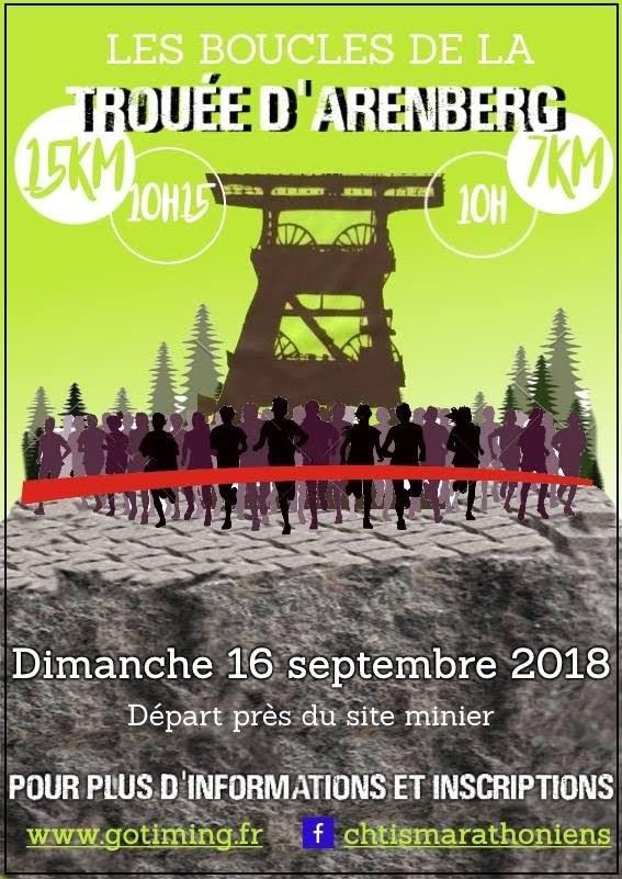 weekend 9 et 10 Septembre 2018 dans trail