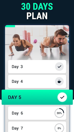 Lose Weight App for Men - Weight Loss in 30 Days screenshot 1
