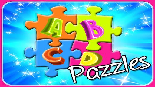 ABC Puzzles : Alphabet Game