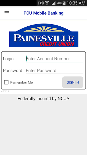 PCU Mobile Banking