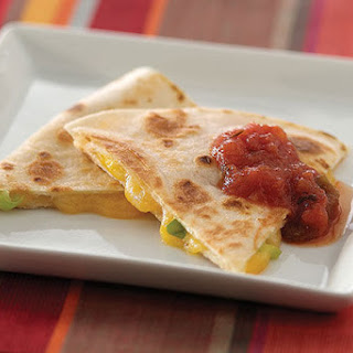 Cheesy Quesadilla Recipes