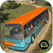 Uphill offroad bus driving sim [Mega Mod] APK Free Download