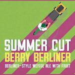Broadway Brewery Summer Cut Berry Berliner
