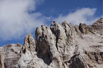Photo: Cima d'Agola, particolare sud ovest