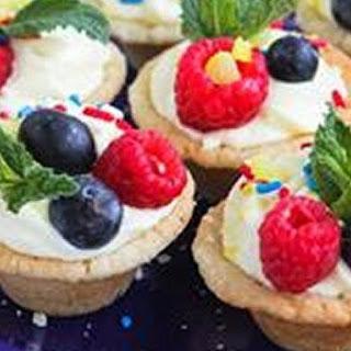 Star-Spangled Cookie Bites