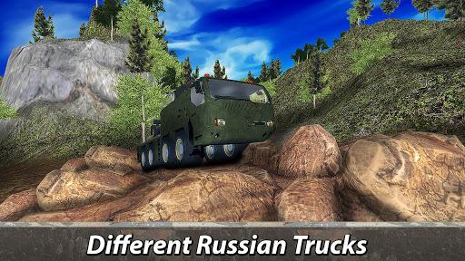 ud83cuddf7ud83cuddfaud83dude9bRussian Truck 6x6: Offroad Driving Simulator android2mod screenshots 12