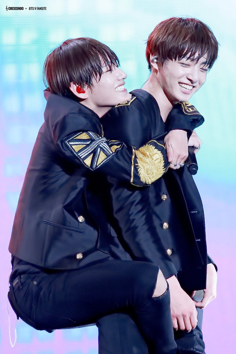 30 Times BTS's V and Jungkook Proved They Have The Perfect