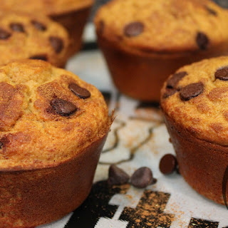 Coffee Cake PROTEIN Muffins.