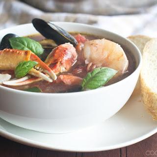 Cioppino Soup