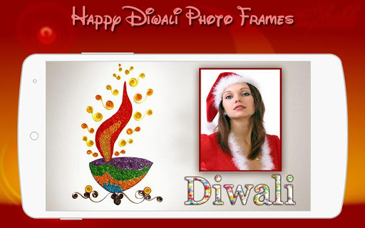 Happy Diwali Photo Frames