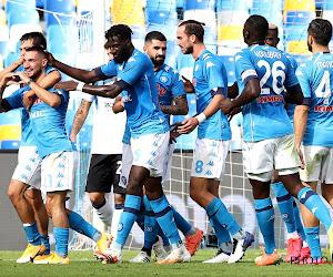 📷  Bij Napoli zijn ze fan van Halloween: Italiaanse club speelt komende thuiswedstrijden in speciaal shirt
