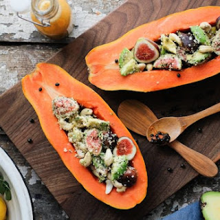 Beachy Papaya Boats
