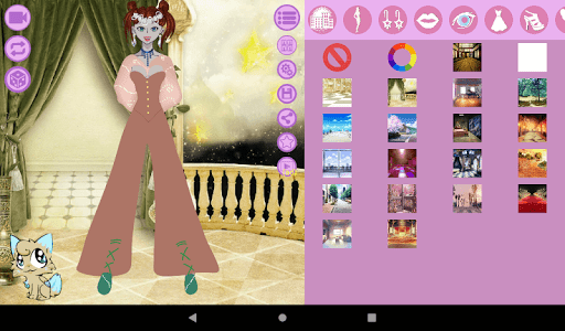 Avatar Maker: Anime Lady screenshot 23