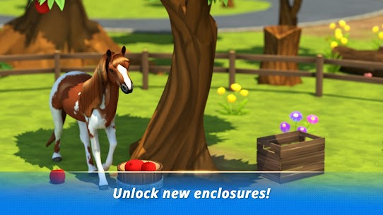 Horse Hotel – be the manager of your own ranch MOD (Unlimited Currency) 3