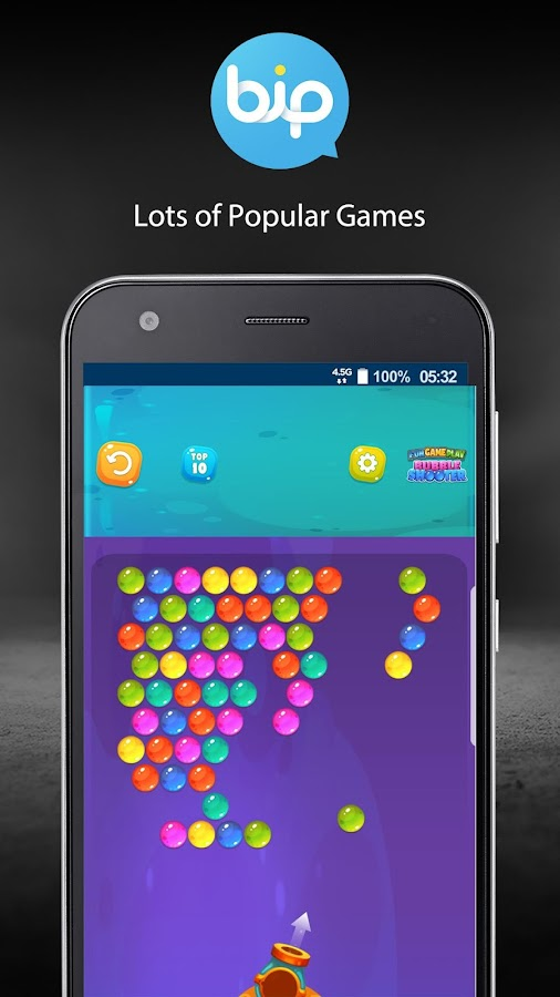 BiP Messenger- screenshot