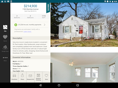 Simply Sold Home Search- screenshot thumbnail