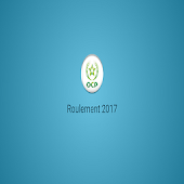 Roulement OCP Safi 2017