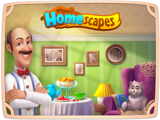 Homescapes for PC