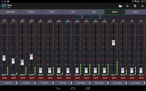 Mixing Station XM32 Pro 7