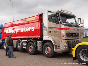 Photo: Truckrun Horst am 15.04.2012: G. Hoeymakers Transport