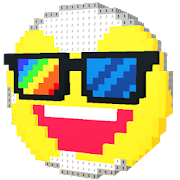 Pixel Art 3D: Coloring by Numbers with VOXEL APK