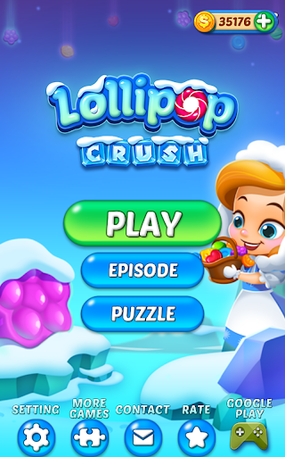 Lollipop Crush screenshots 18