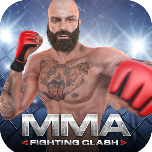 MMA Fighting Clash (game)