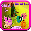 Princess Butterfly Games Free icon