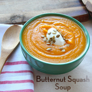 Squashy Soup to Warm Your Soul