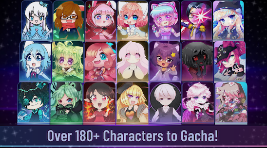 Gacha Club Mod Apk (Unlimited Money) 5