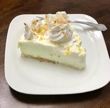 Lemon Lime Cheesecake Sugar Free Gluten free