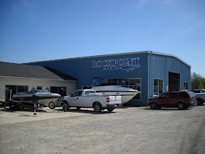 Photo: Rock Point Marina - Boat Sales & Service, Rack & Field Storage, Boat Dockage, and Fuel