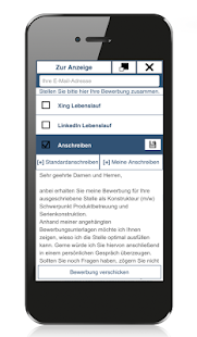 Jobbörse Yourfirm- screenshot thumbnail