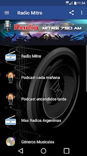 Radio Mitre AM 790 Buenos Aires Live ARGENTINA 2