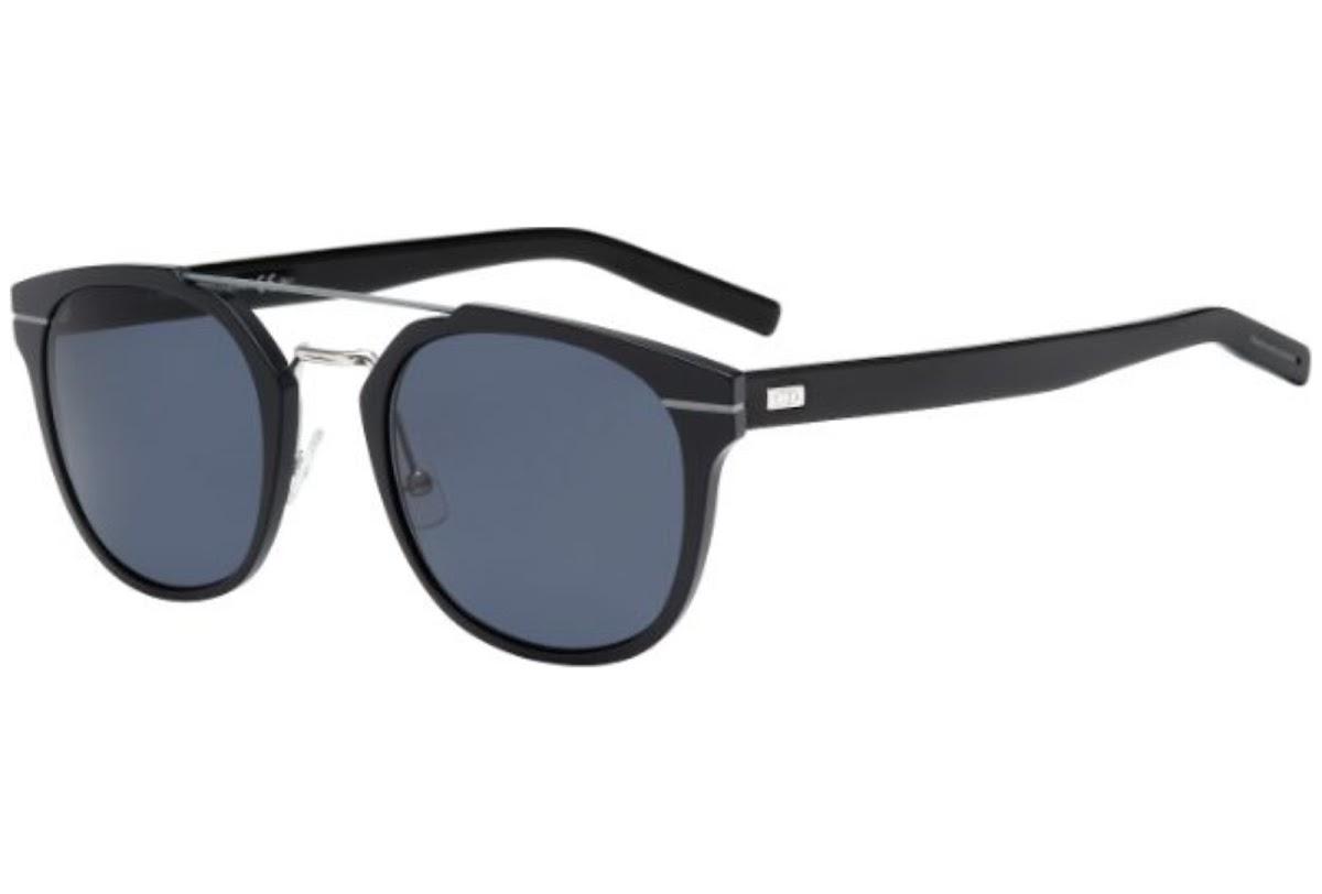55303ea5428ad9 Buy Christian Dior Homme AL13.5 C52 GAN (72) Sunglasses   Blickers