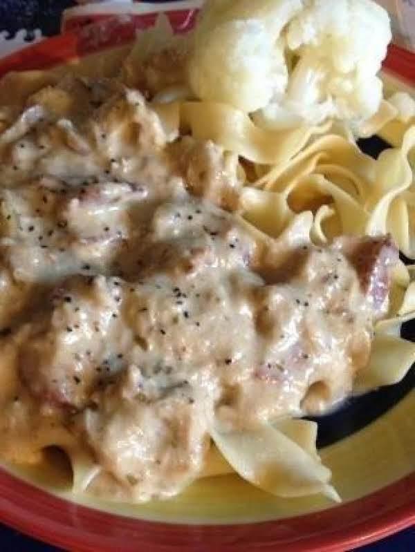 Creamy Bacon&crabmeat Chardonnay Sauce Recipe