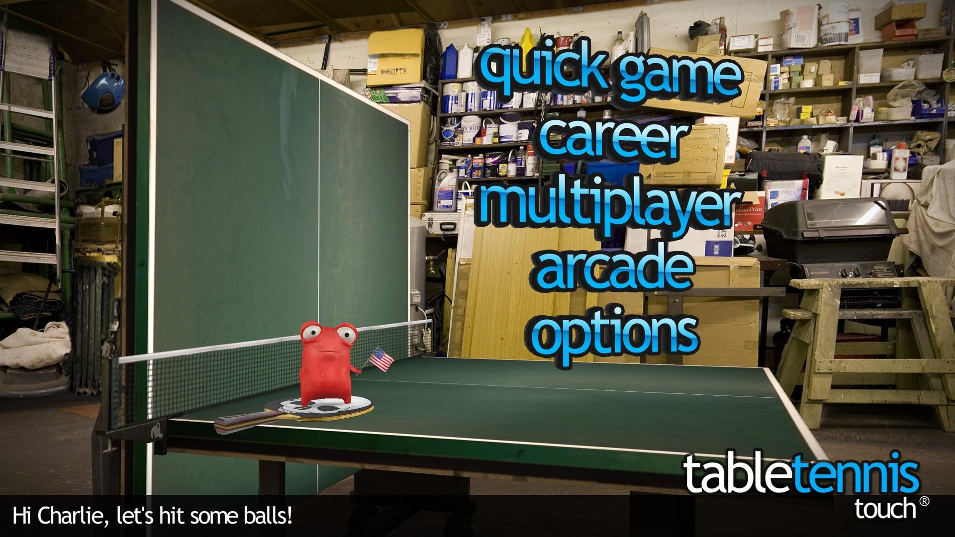 Table Tennis Touch screenshot #3