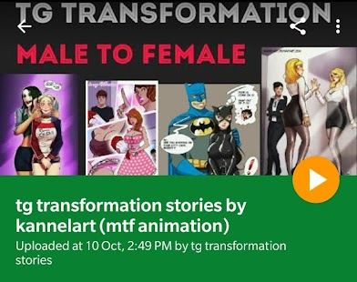 Tg Transformation Stories- screenshot thumbnail