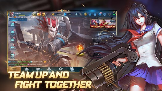 Heroes Evolved 2.1.0.0 Mod (Unlimited Money) 2