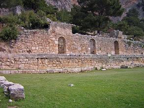 Photo: Arykanda, State Agora .......... Arykanda, Stadsagora