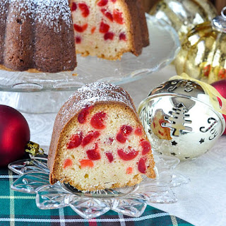 Newfoundland Style Cherry Cake – a traditional Christmas favorite.