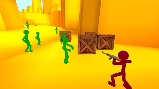 Stickman Counter Zombie Strike 1.02 screenshots 4