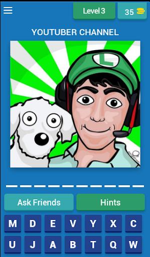 玩免費拼字APP|下載Guess Youtuber Channel app不用錢|硬是要APP