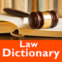 Law Dictionary icon