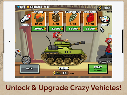 Download Hill Climb Racing 2 Mod APK 1.37.5 (Unlimited Money) Latest 7