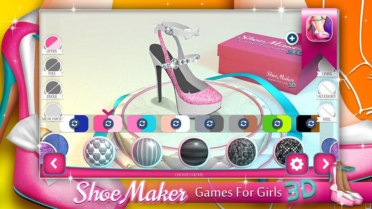 Giydirme oyunu indir android uygulamalar k z giydirme oyunu - Ayakkab Giydirme Oyunlar 3d Ekran G R Nt S