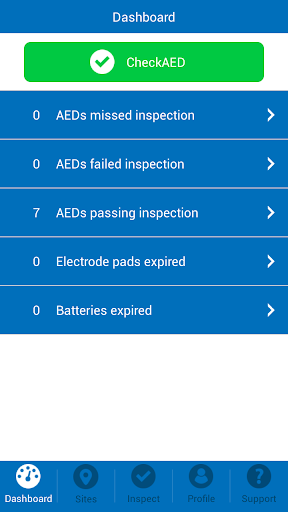 【免費醫療App】CheckAED-APP點子